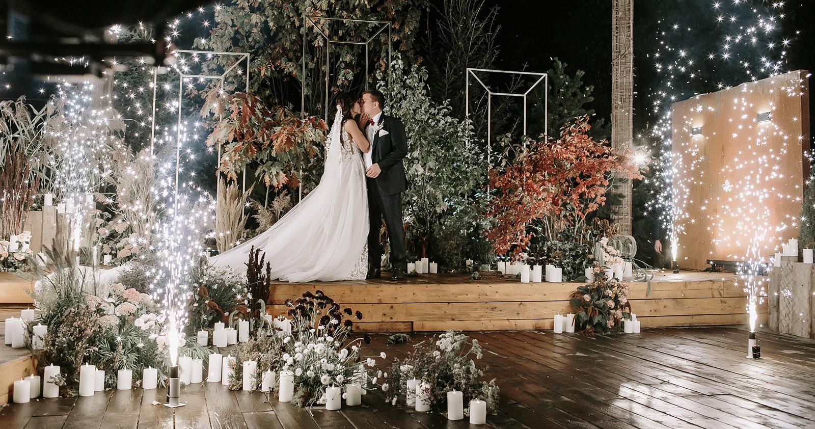 Современная свадьба: разумная красота или роскошь любой