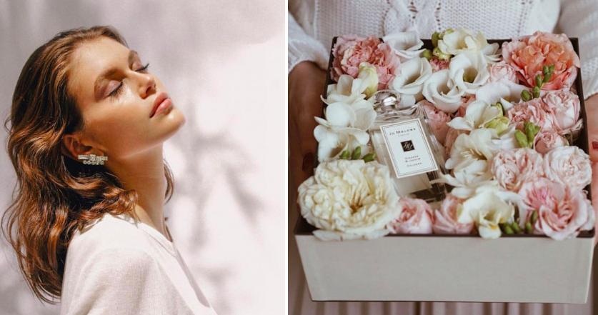 5 classic fragrances for brides