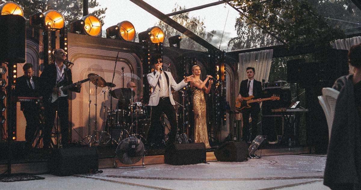 Какую кавер-группу выбрать на свадьбу