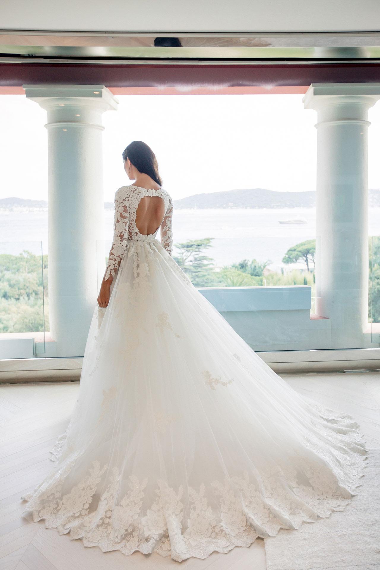 «На одной волне»: свадьба во Франции
