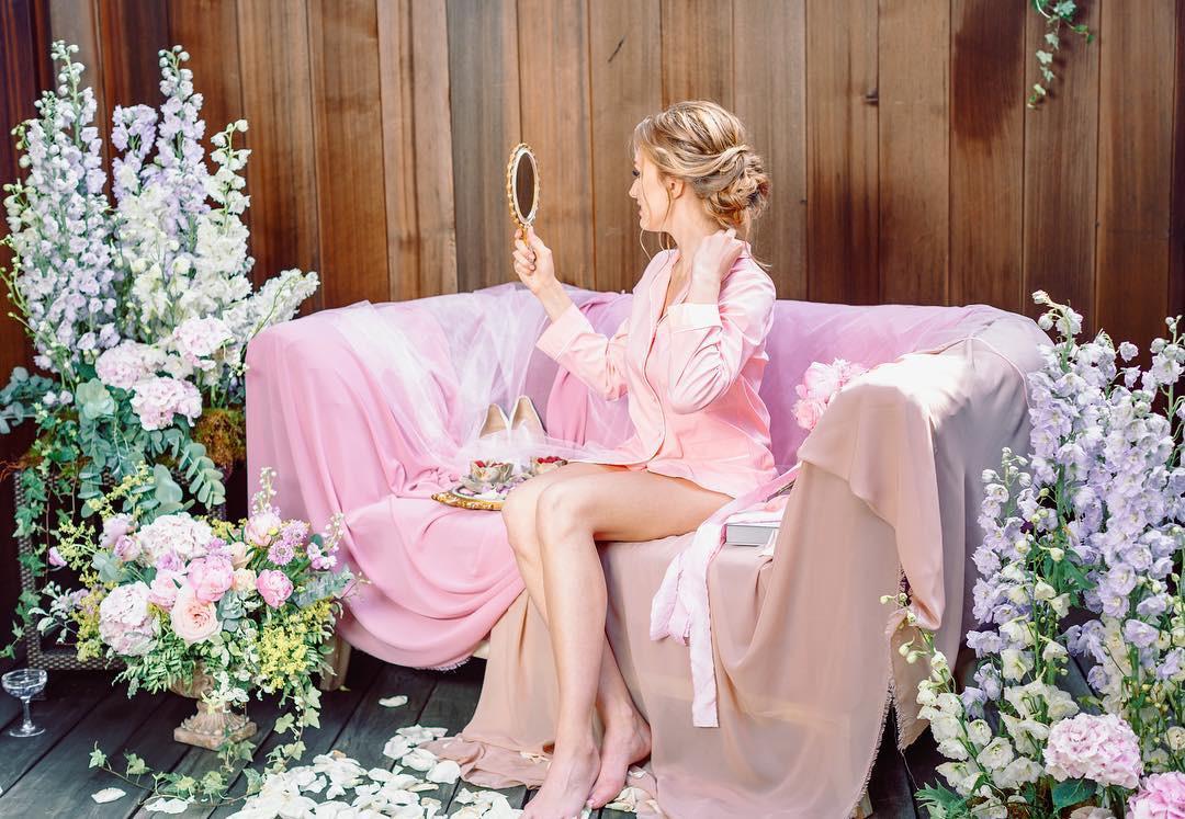 30 вдохновляющих кадров: летние свадьбы