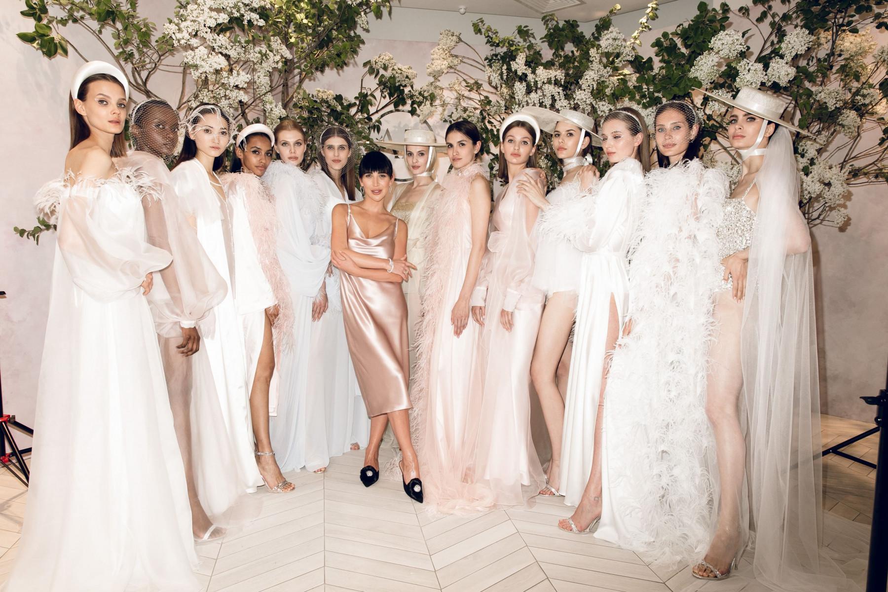 BRIDE'S MORNING: совместная коллекция Анастасии Задориной и