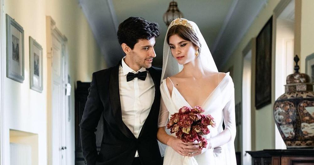 Свадебные прически 2019: тренды и примеры