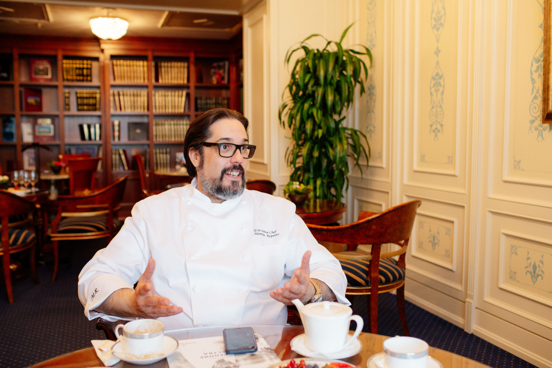 Radisson Collection Hotel Moscow: флотилия, президентский люкс