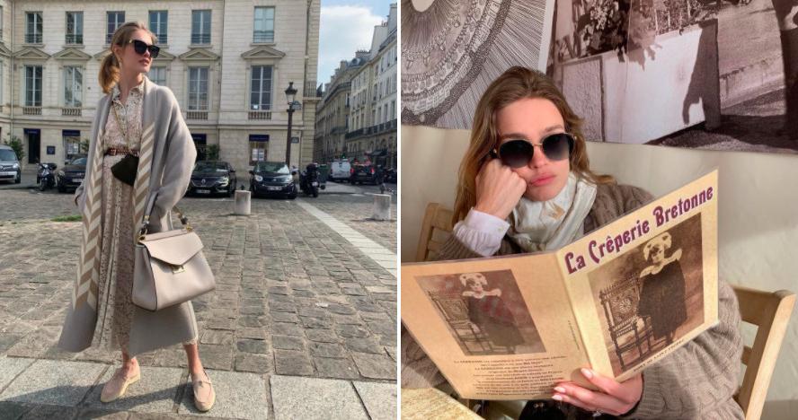 Наталья Водянова рассказала о переносе свадьбы и
