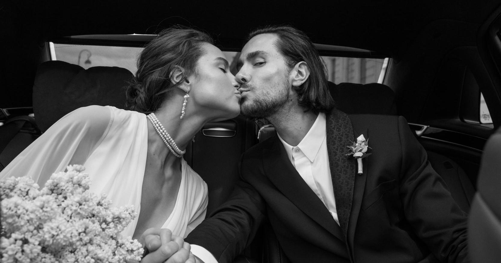 Стильная свадьба из Санкт-Петербурга, покорившая инстаграм