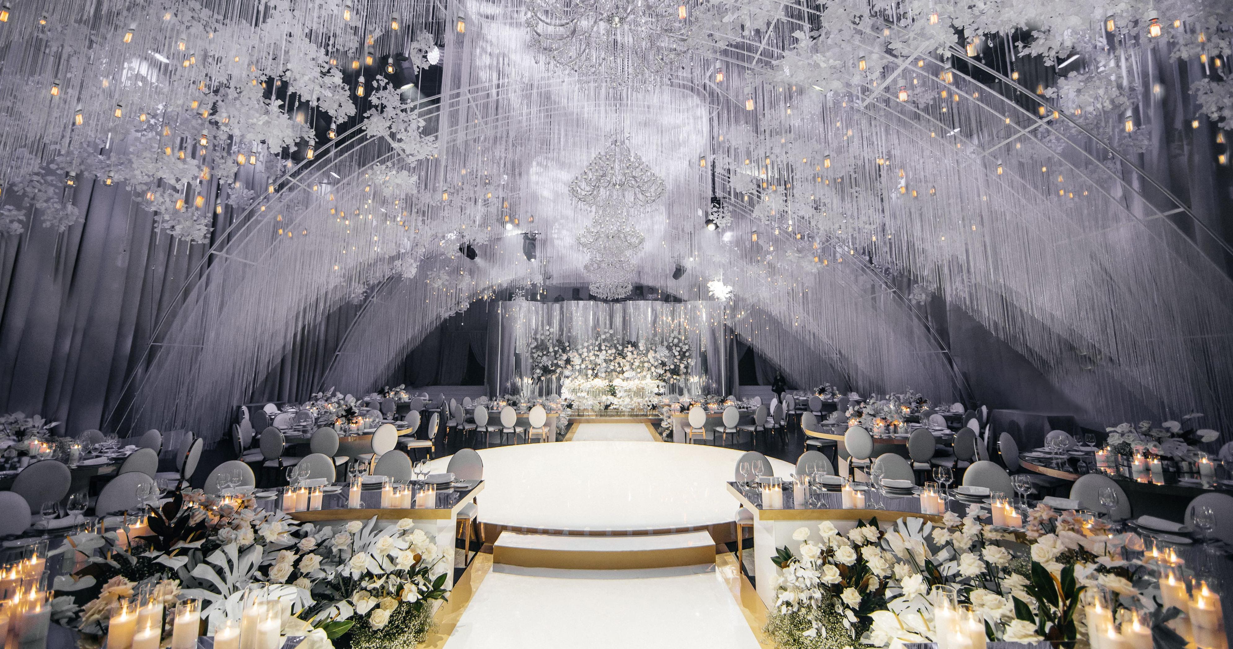 LID'S EVENTHOUSE: самые масштабные свадьбы в Barvikha
