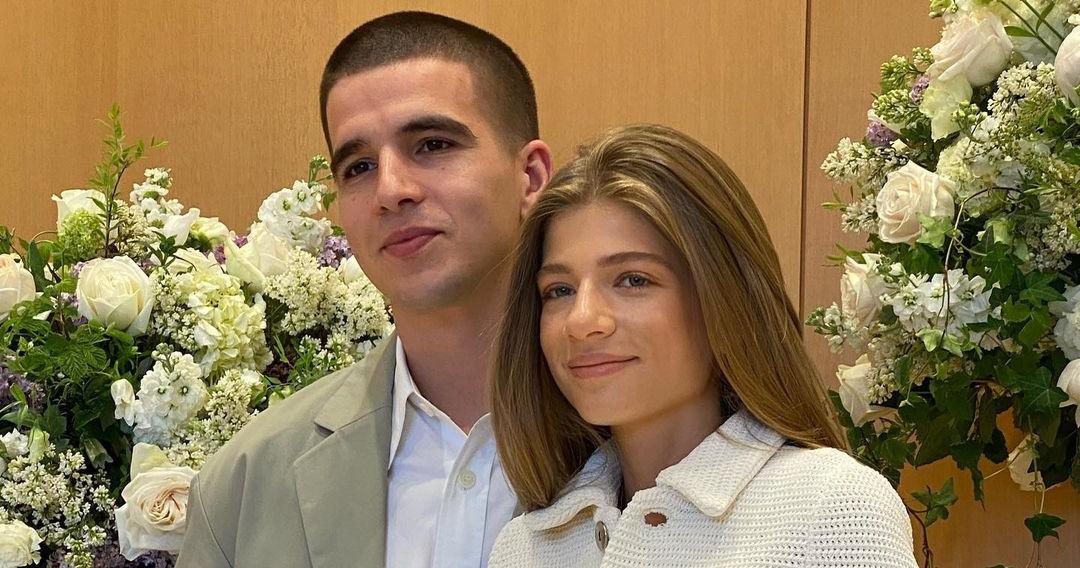 Свадьба рэпера Feduk и Саши Новиковой