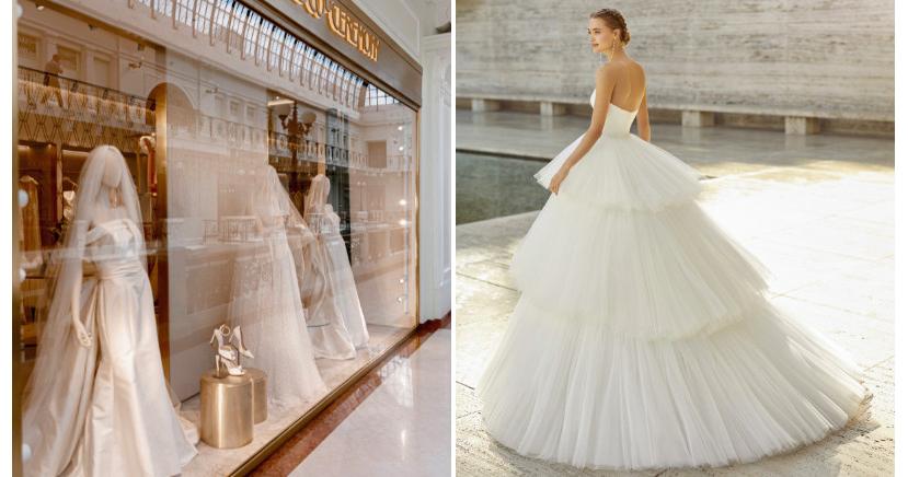 Свадебные платья Rosa Clara 2021 появились в