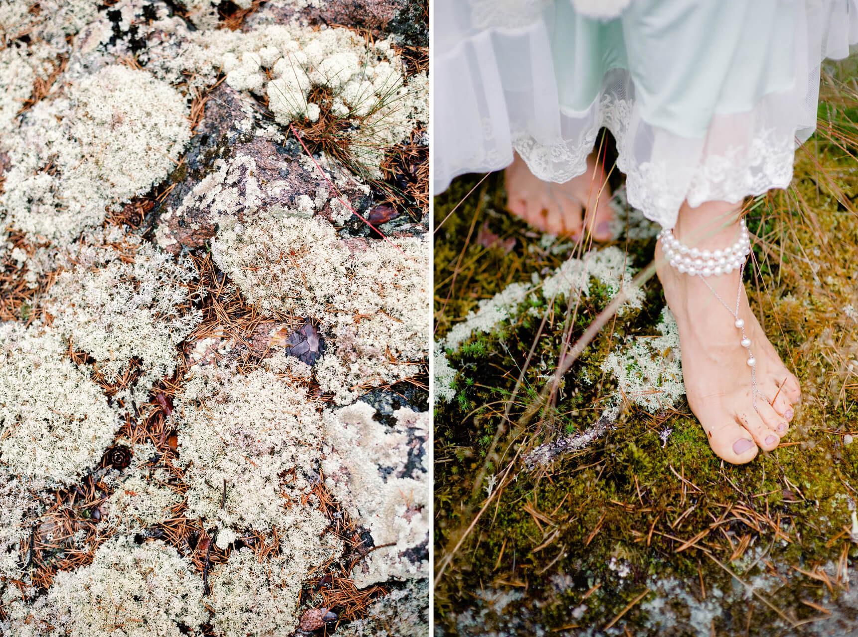 Cолнце и Луна: свадьба на берегах Ладожского