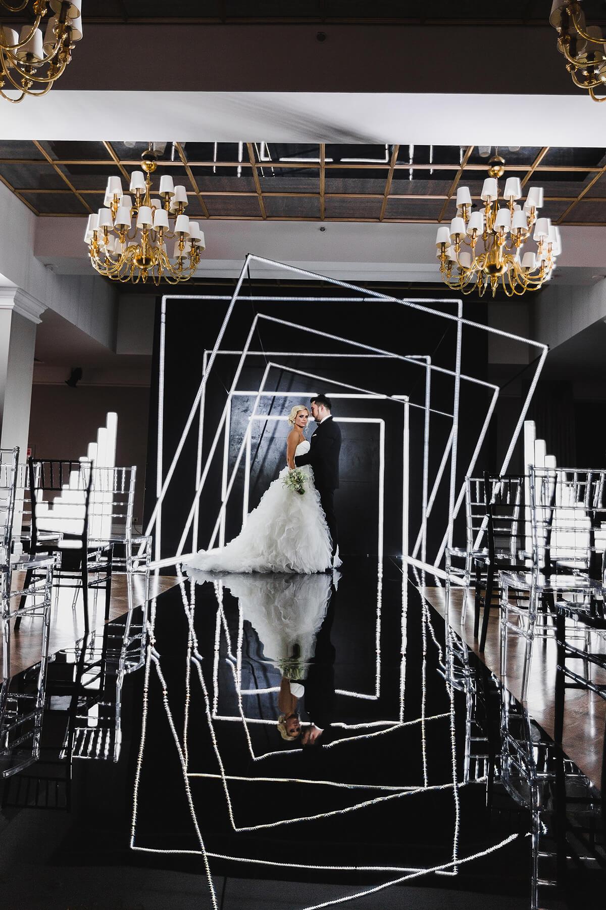 Свадьба в стиле бондианы в Банкетном Комплексе