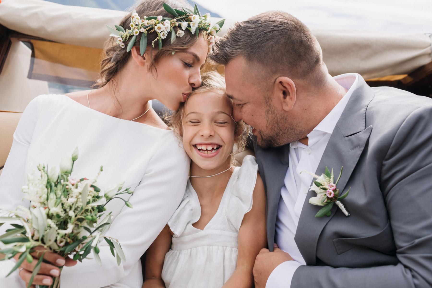 Десять лет любви: венчание Сергея Жукова и