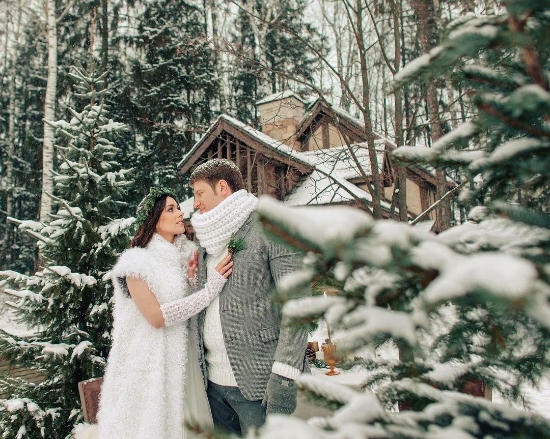 5 уверенных «Да!»: свадьба в зимнее время