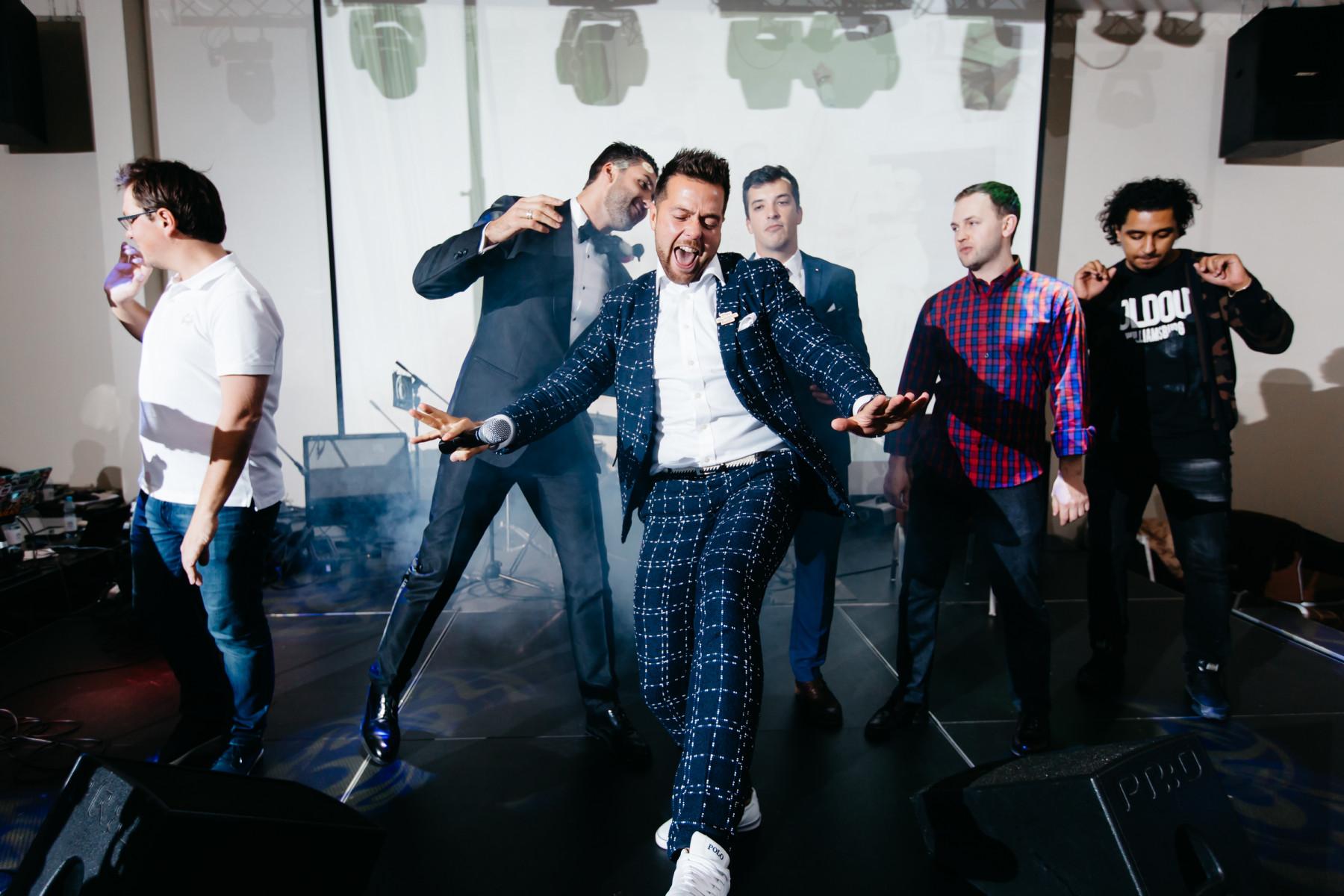 True Showman Battle: команды ведущих TOP15MOSCOW заняли