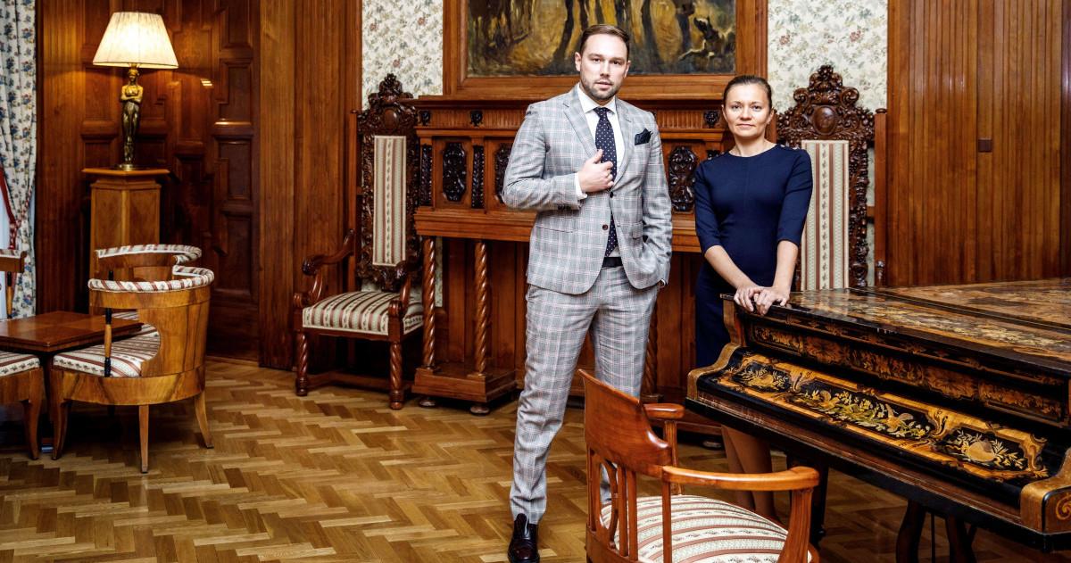 Гранд Отель Европа: интервью с представителями отеля