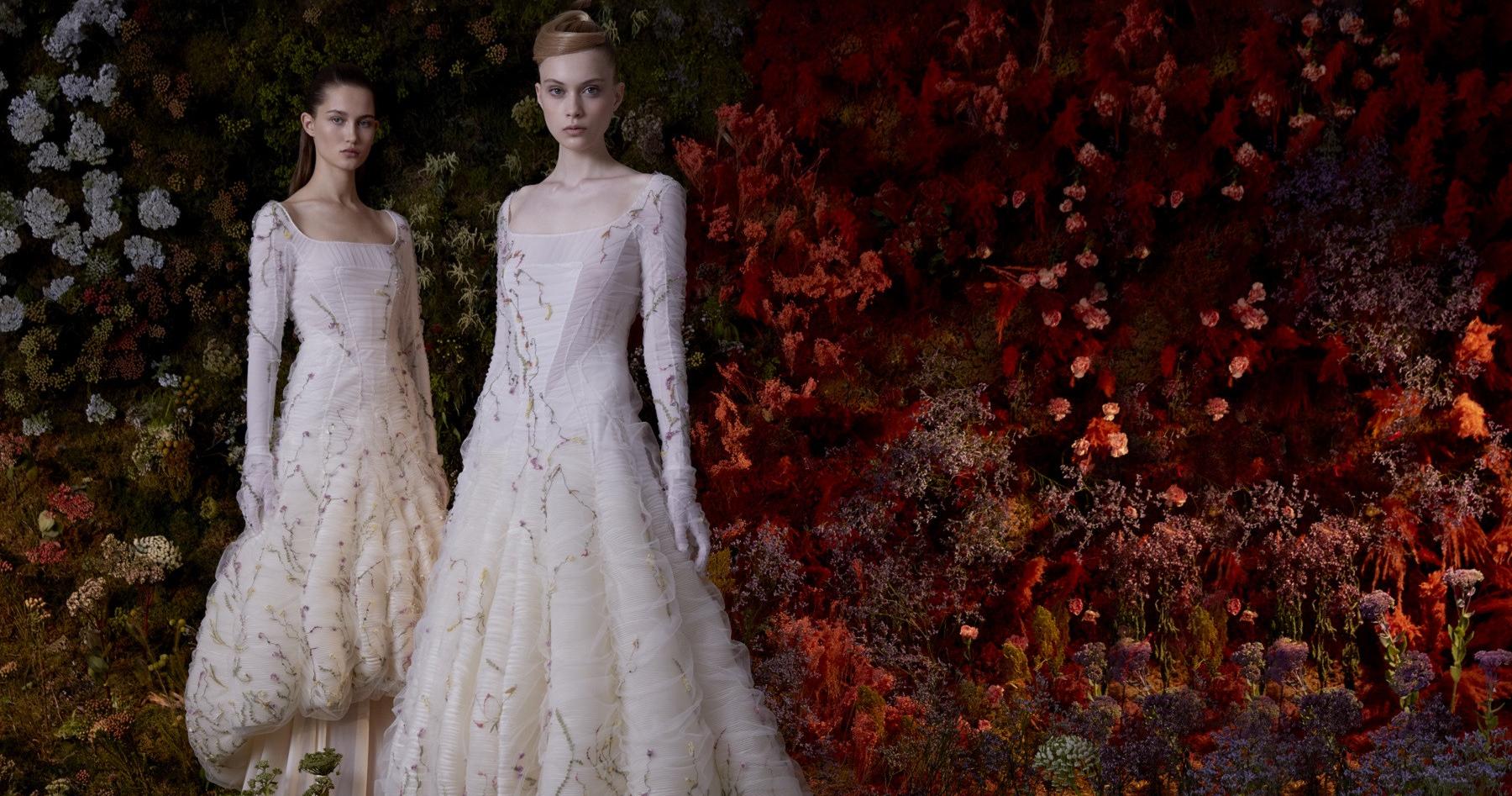 Свадебные платья Edem — современное прочтение Ренессанса