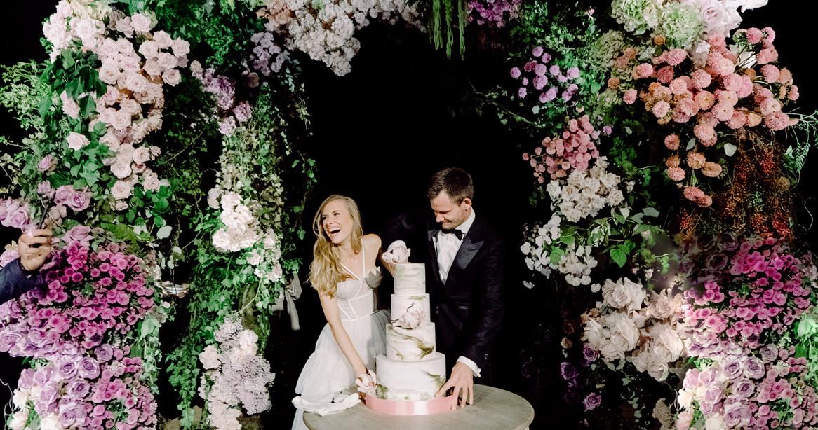 Свадьба в загородном бутик-отеле