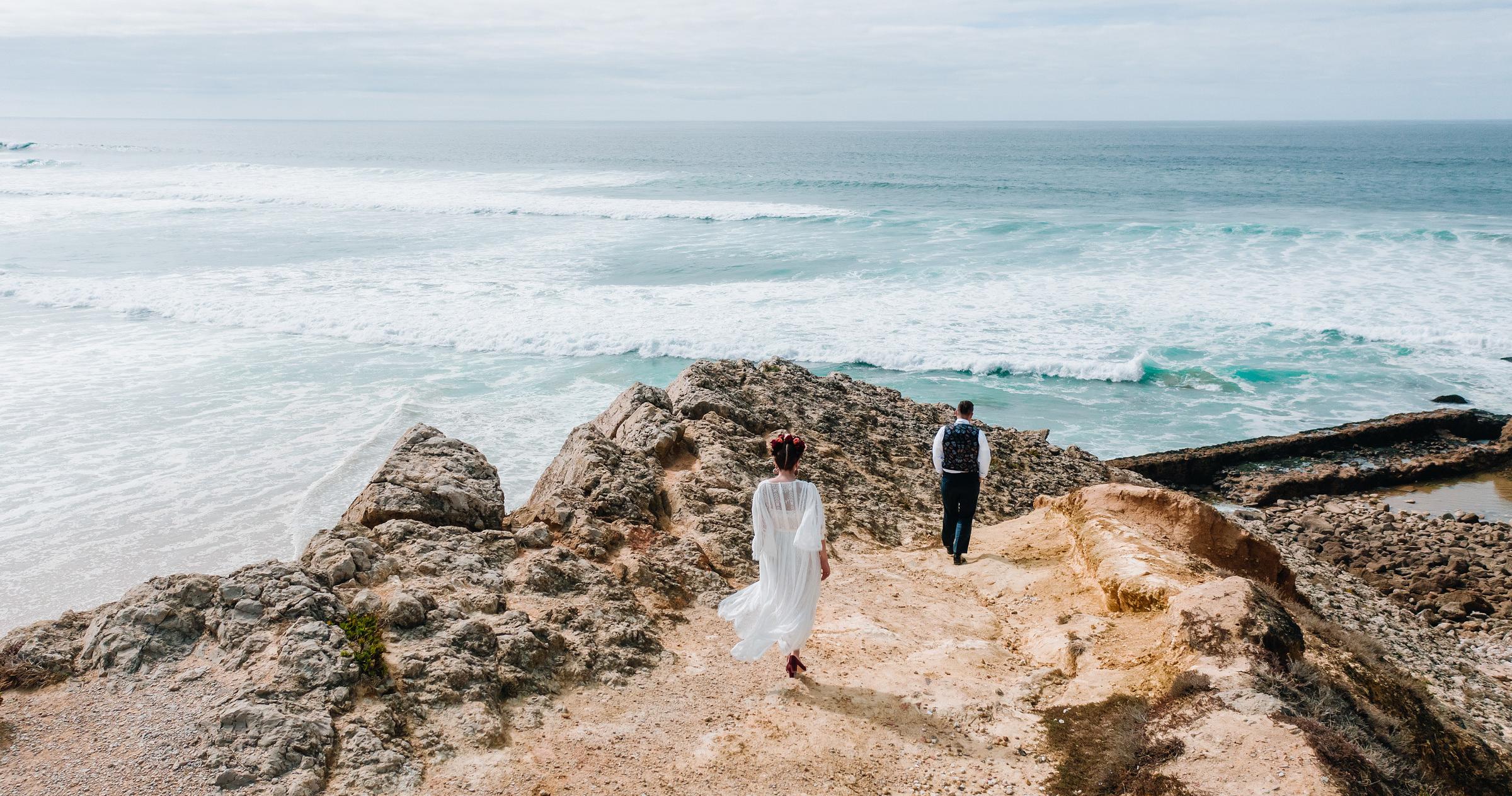 Свадьба в стиле Дня мертвых