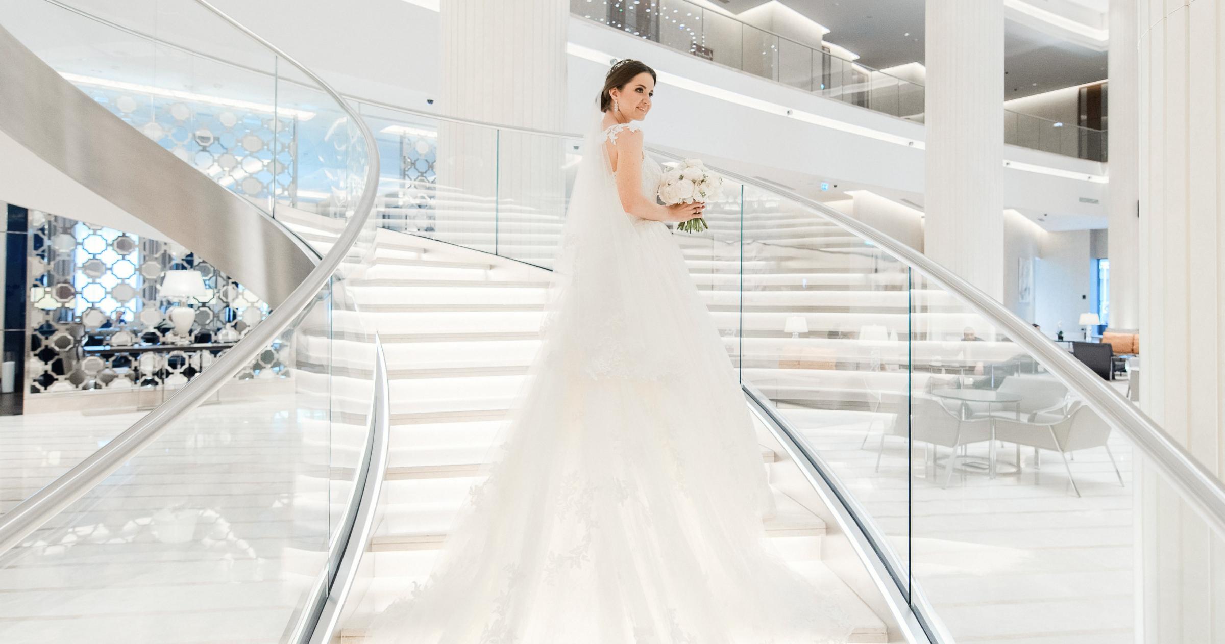 5 лучших площадок Москвы для масштабной свадьбы