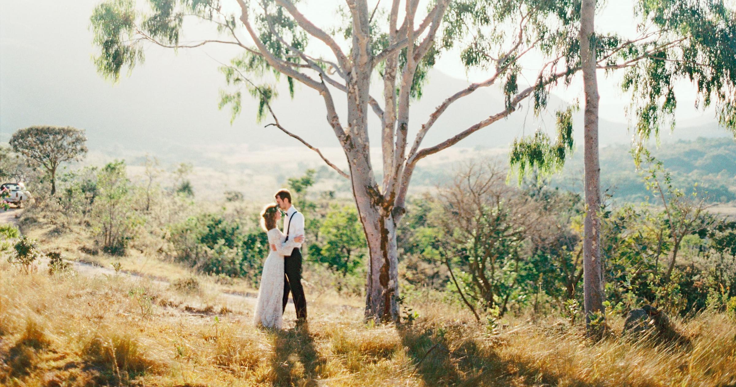 Почему пленочные фото так нравятся невестам