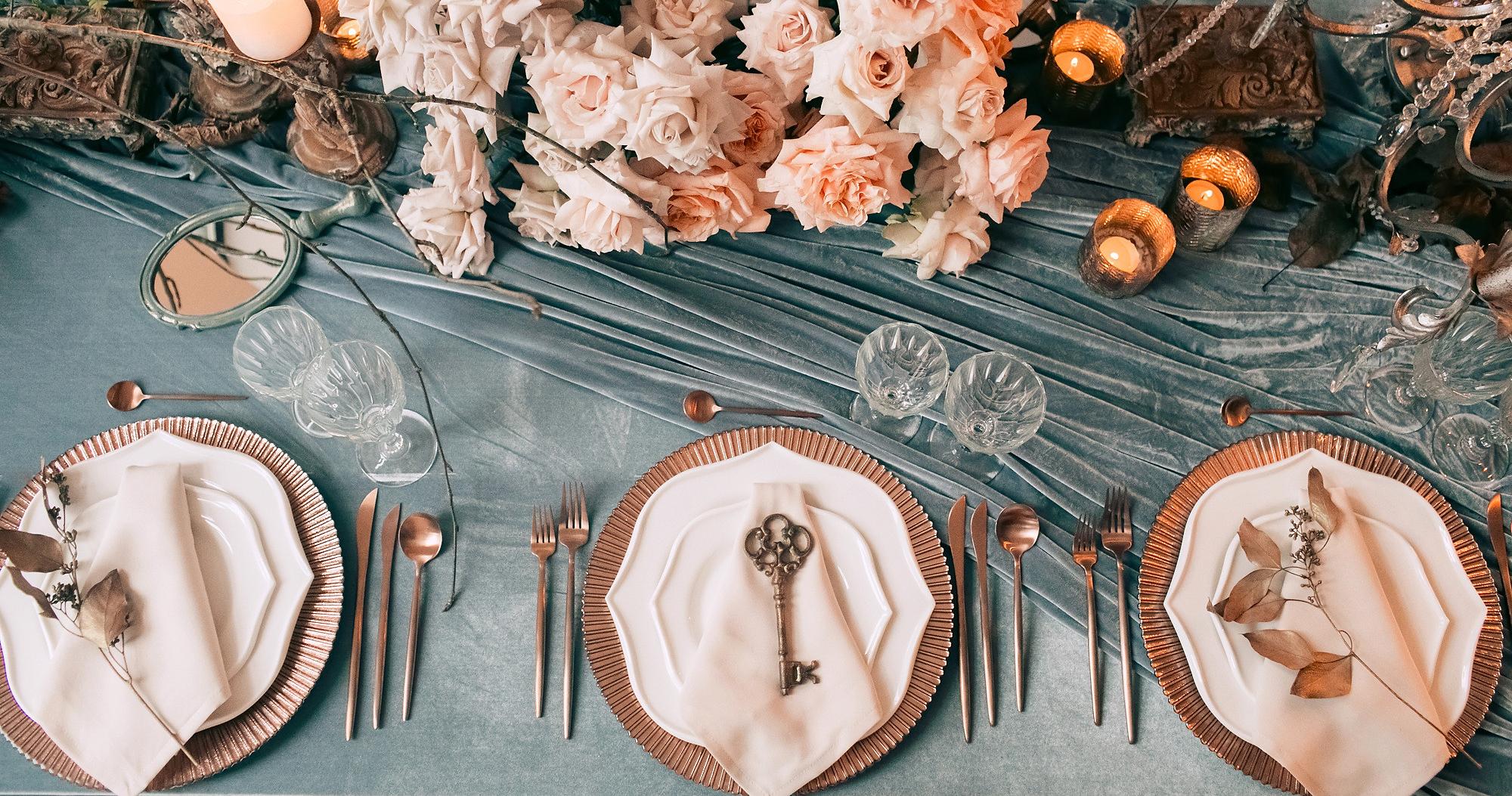 Разумное потребление на свадьбе. Как аренда декора