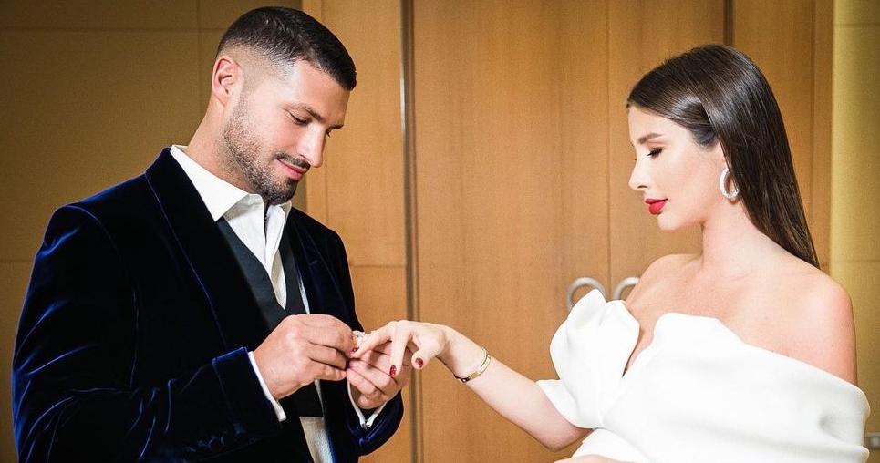 Кети Топурия вышла замуж