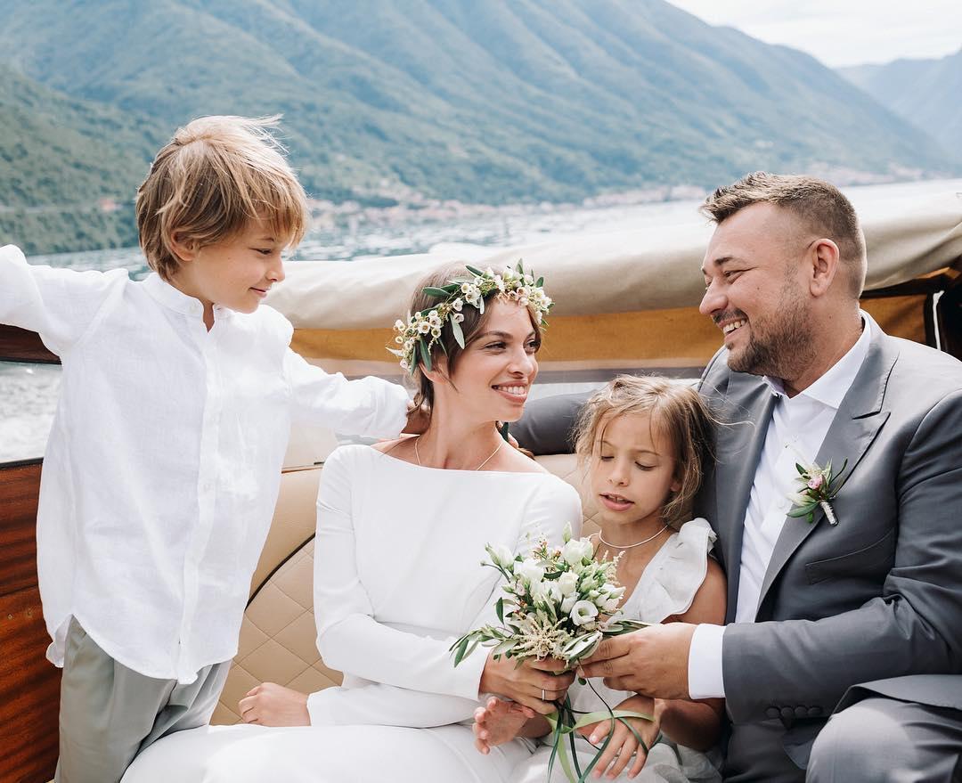 Самые красивые свадьбы прошлой недели от TOP15MOSCOW