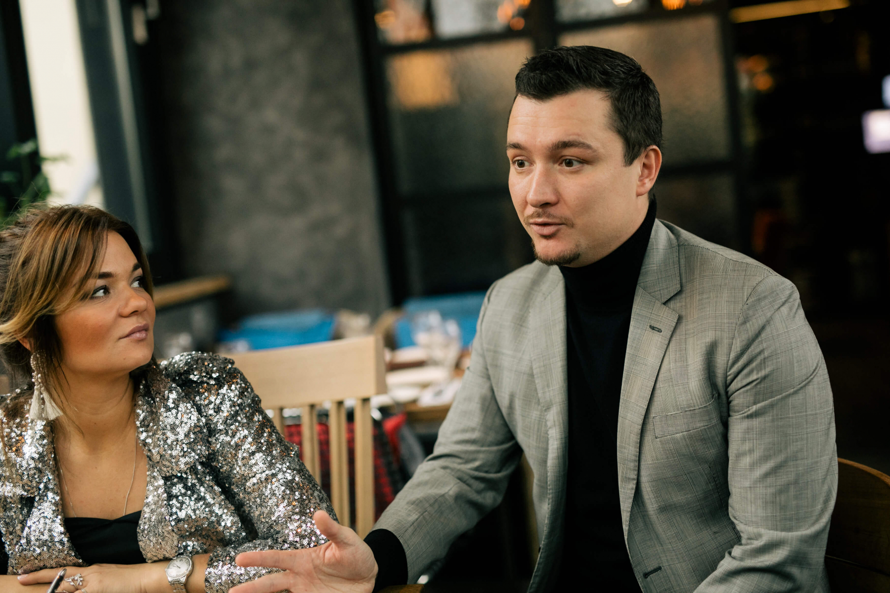 Адис Маммо взял интервью у московской кавер-группы