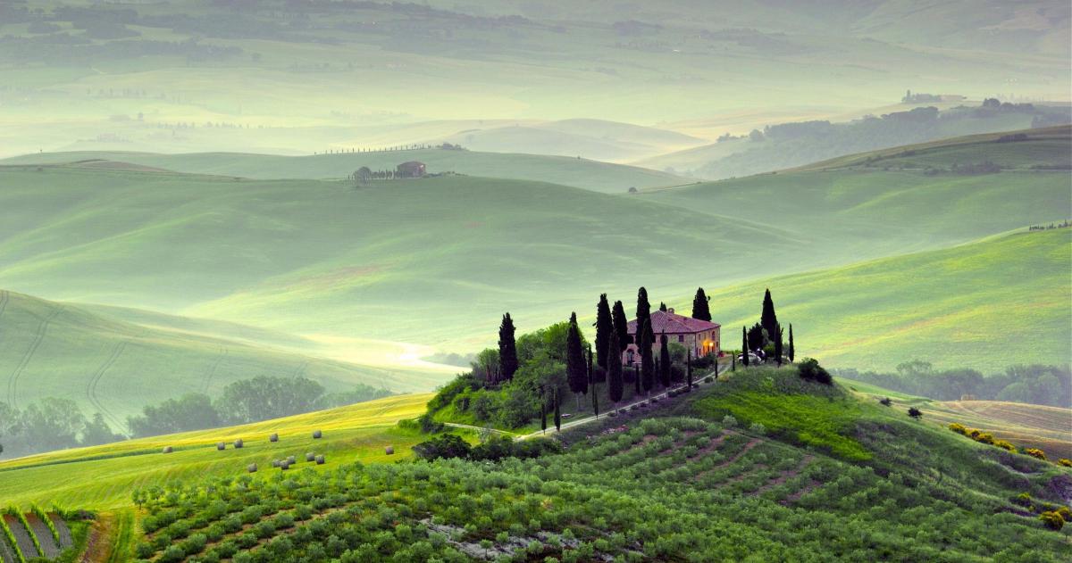Свадьба в Европе: 5 вдохновляющих локаций