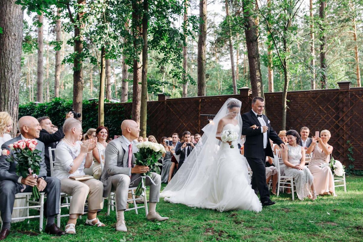 В чем секрет свадьбы, которая запоминается каждому