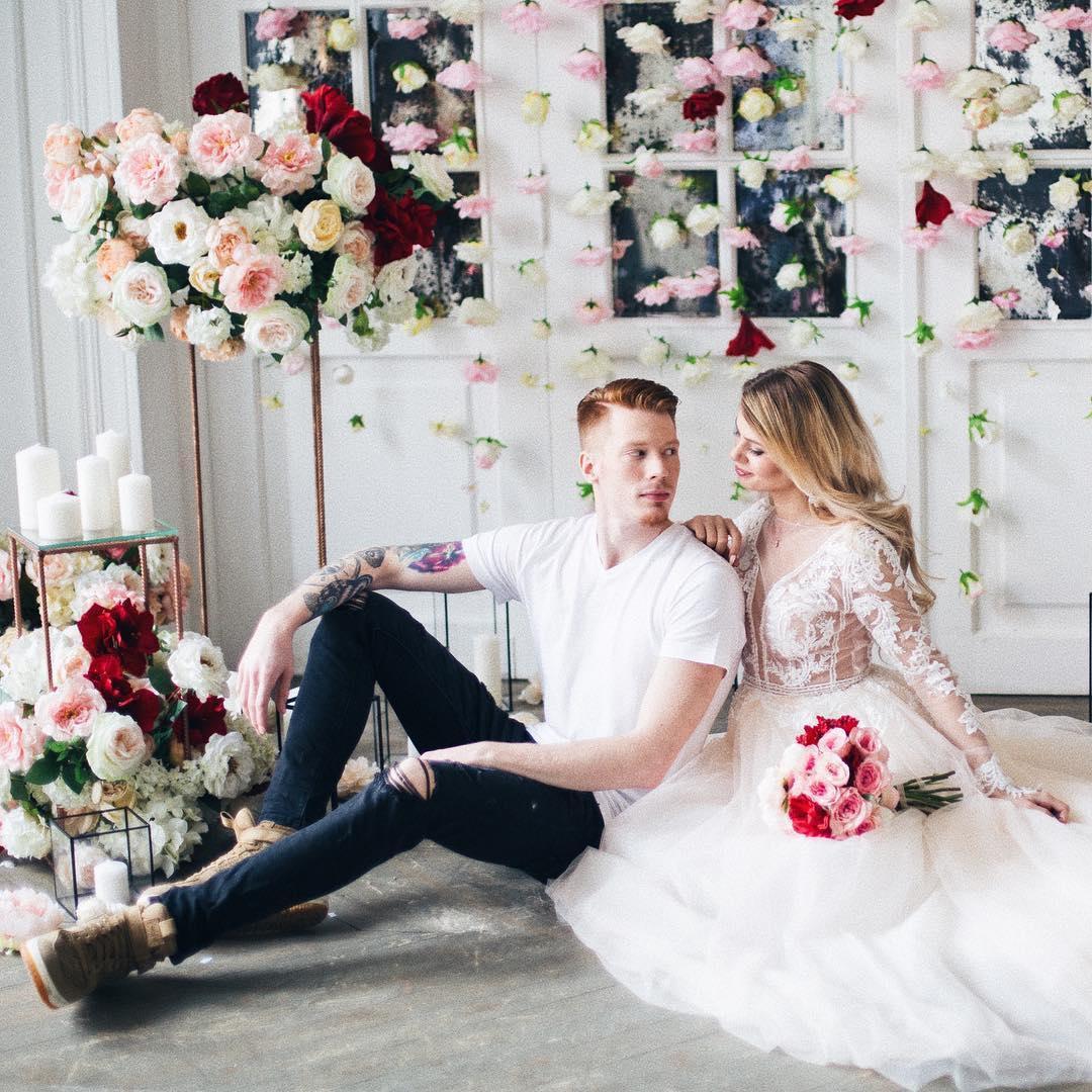 Аида калиева свадьба фото
