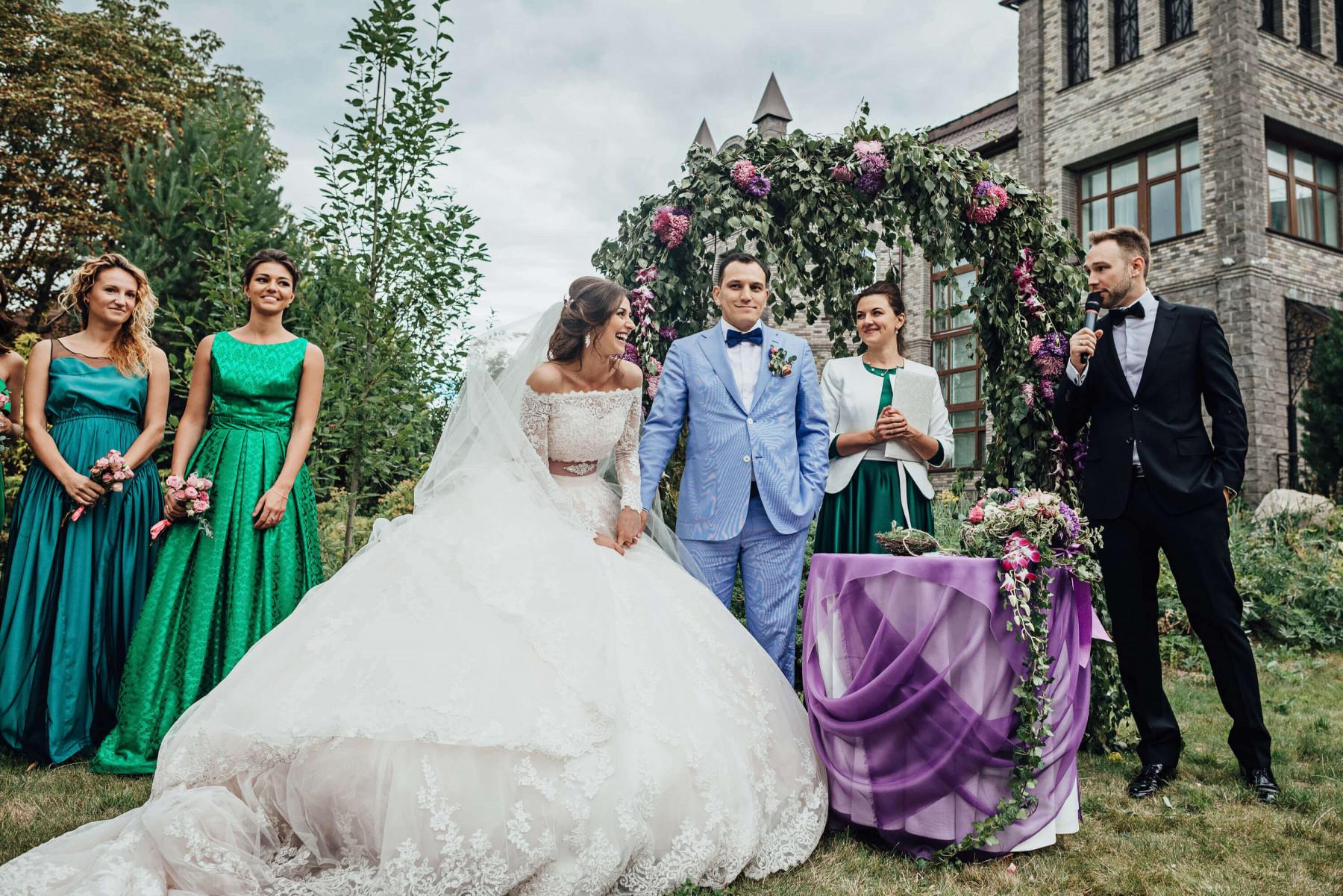 Оригинальные идеи для свадьбы: истории от участников