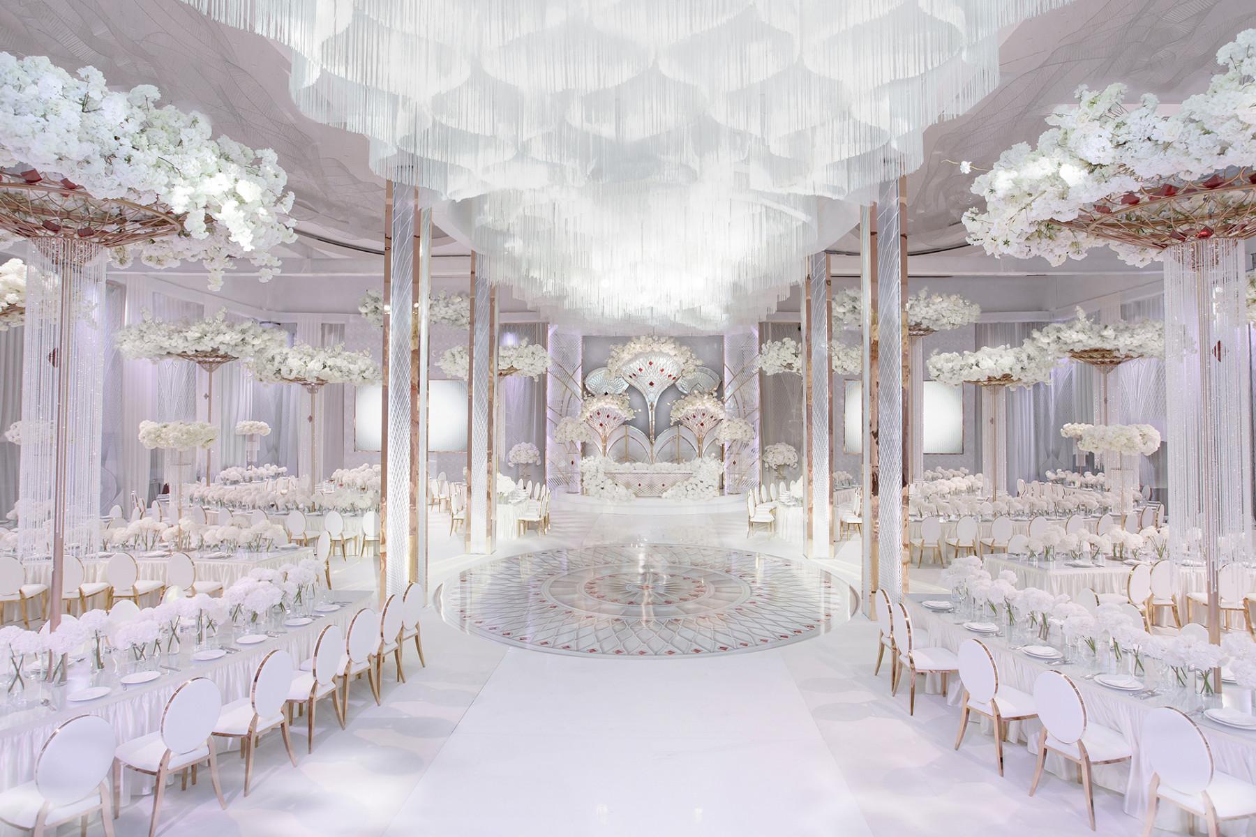 «Трилогия» — концептуальная свадьба в Ташкенте