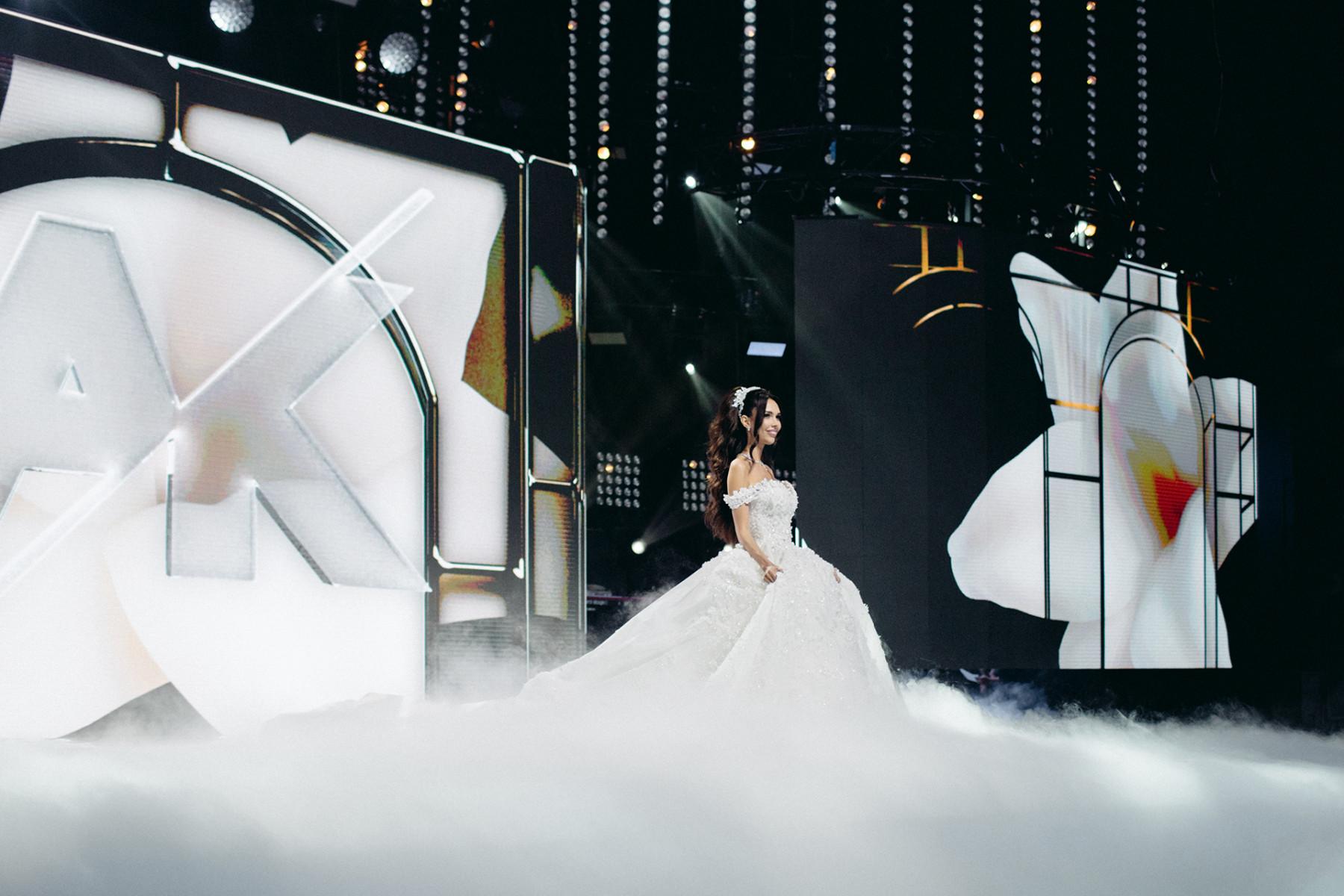«Грани чувств»: лучшая свадьба России 2017 года