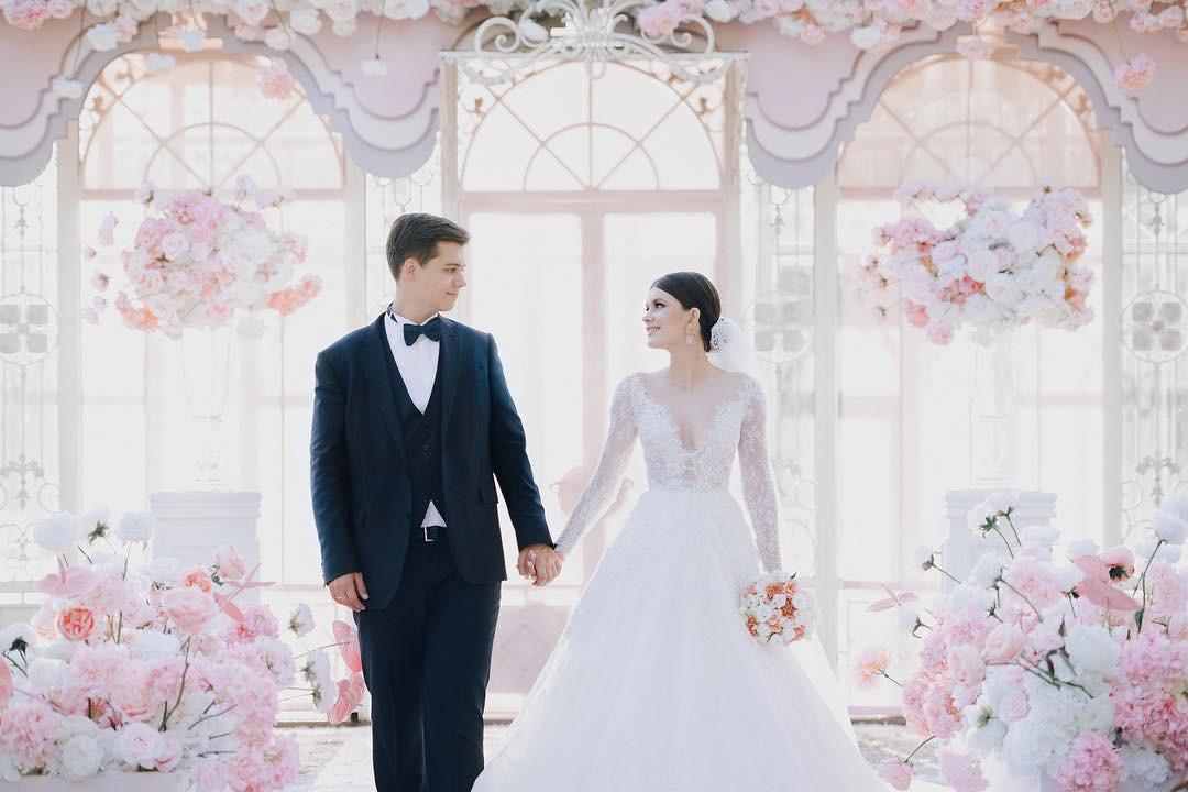 10 самых романтичных свадеб этого года