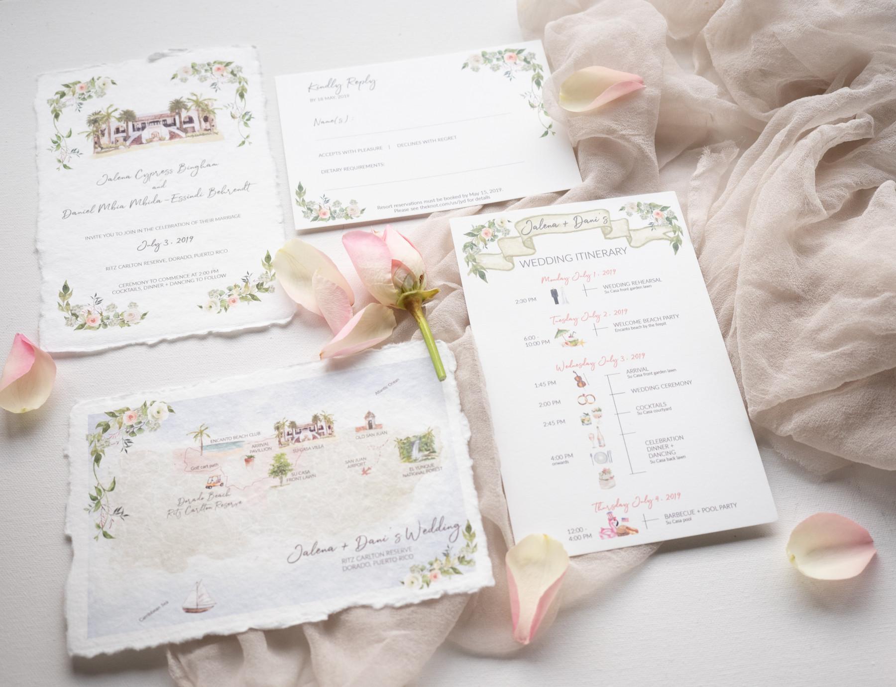 Приглашения на свадьбу, которые покорят ваших гостей