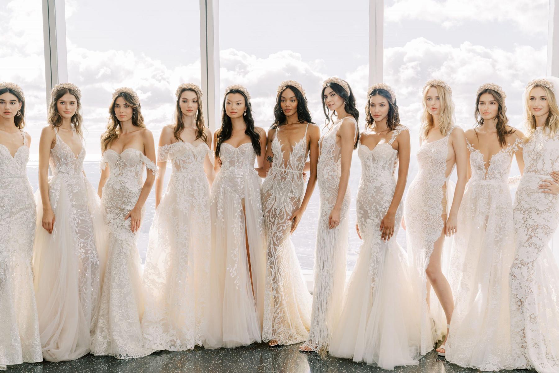 Какие платья будут выбирать невесты в 2020