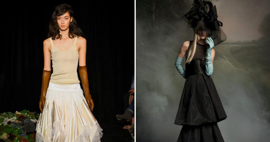 Самые необычные платья Недели свадебной моды 2020
