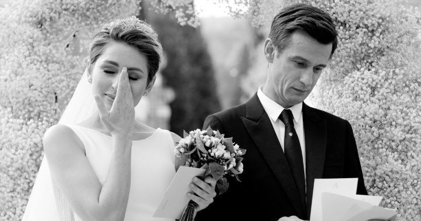 Как прошла вторая свадьба Анны и Сергея