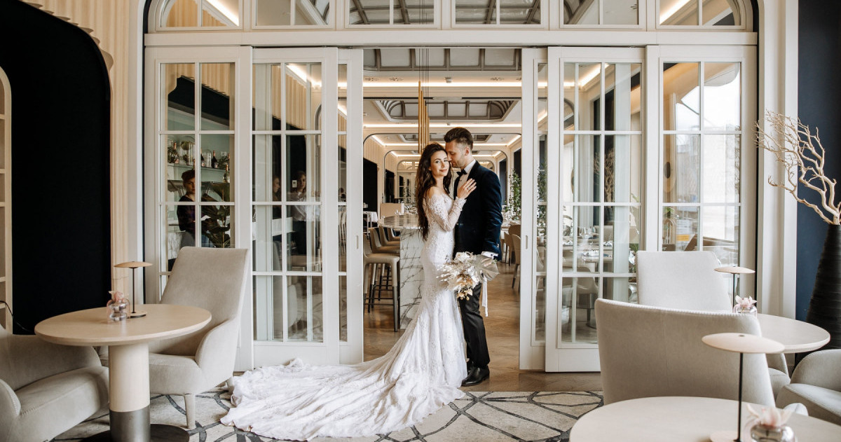 Все о свадьбах в дизайн-отеле «СтандАрт»