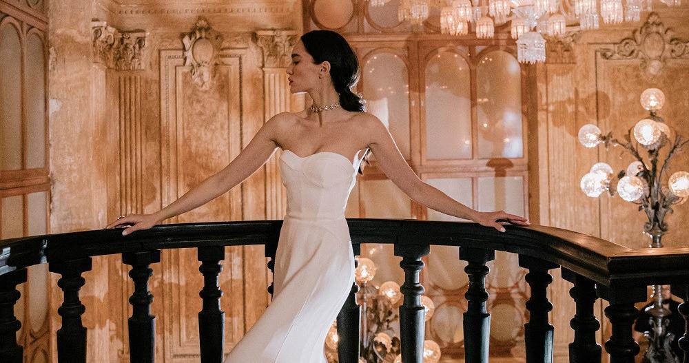 Свадебная классика и европейский шик в Cristal