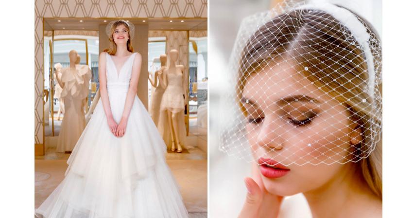 5 романтичных свадебных образов в BoscoCeremony
