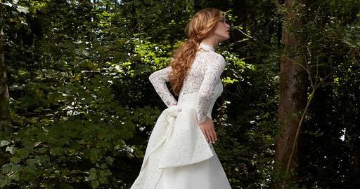Самые красивые свадебные платья Недели моды в