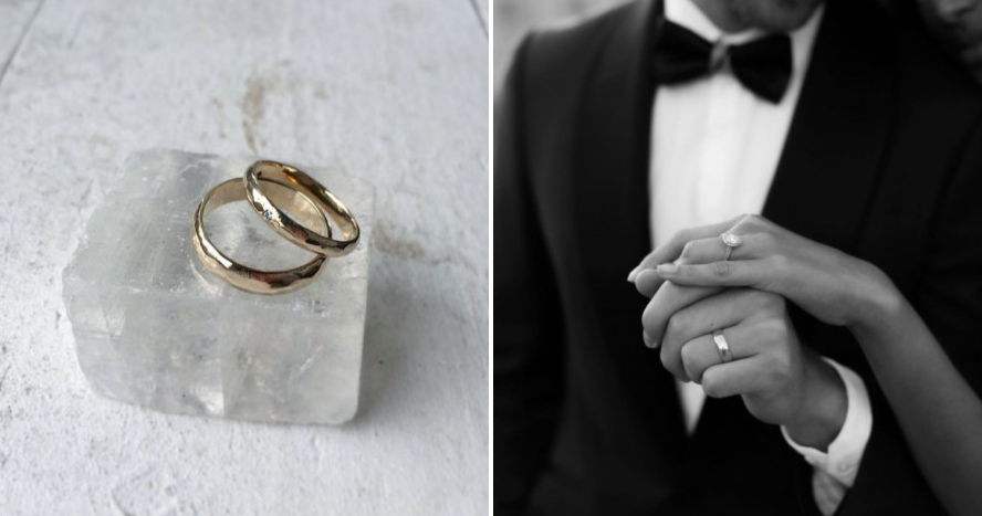 What to engrave on your wedding bands?