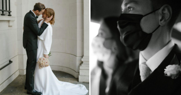 How the pandemic changed attitudes towards weddings