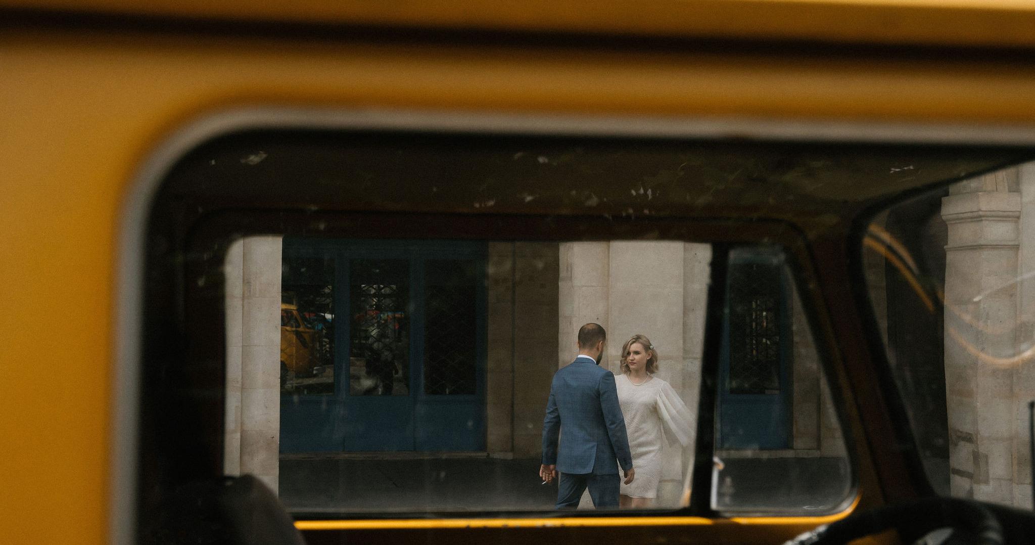 Wedding shooting by Anastasia Abramova-Guendel