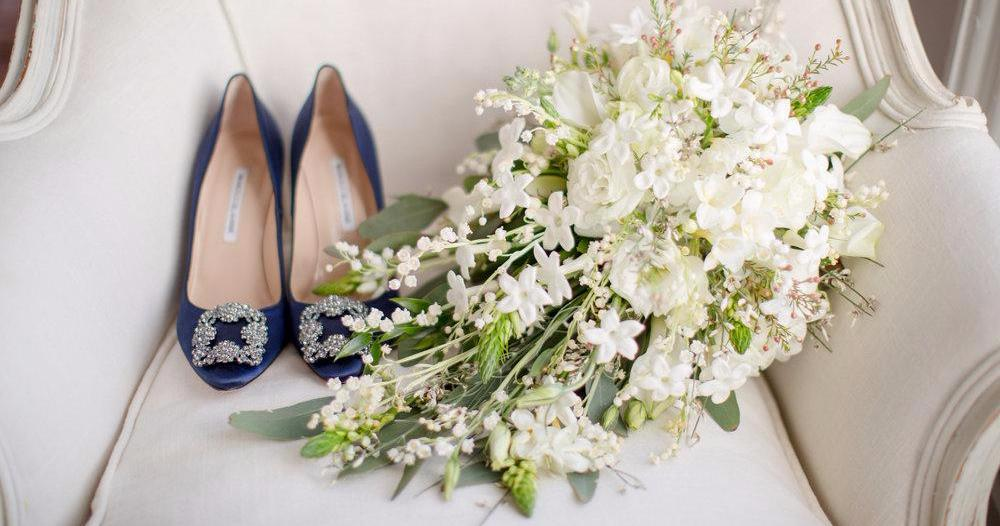 Married in Manolos: новая коллекция для молодоженов