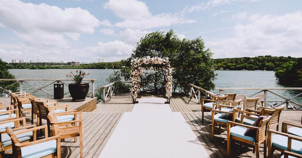 Лучшие загородные площадки для проведения свадьбы