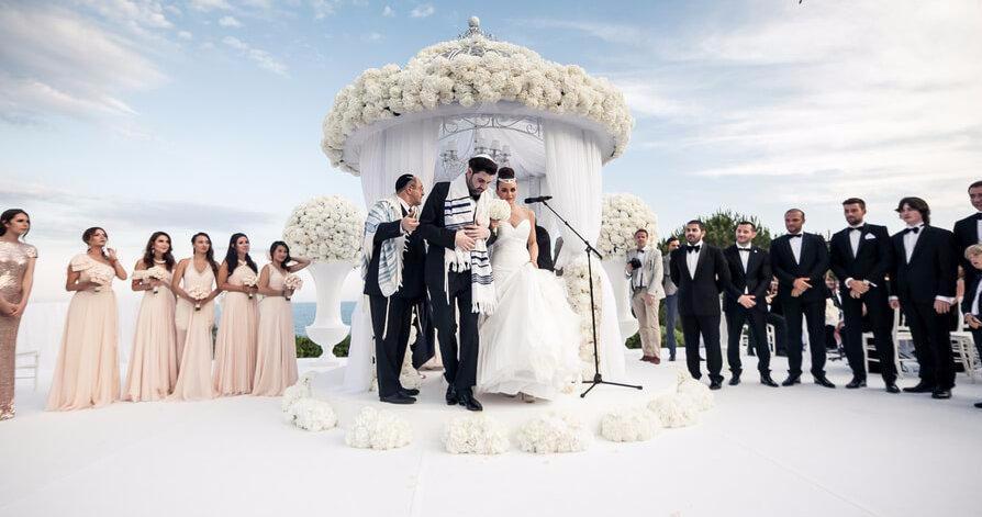 Свадьба Виктории Крутой, дочери композитора Игоря Крутого