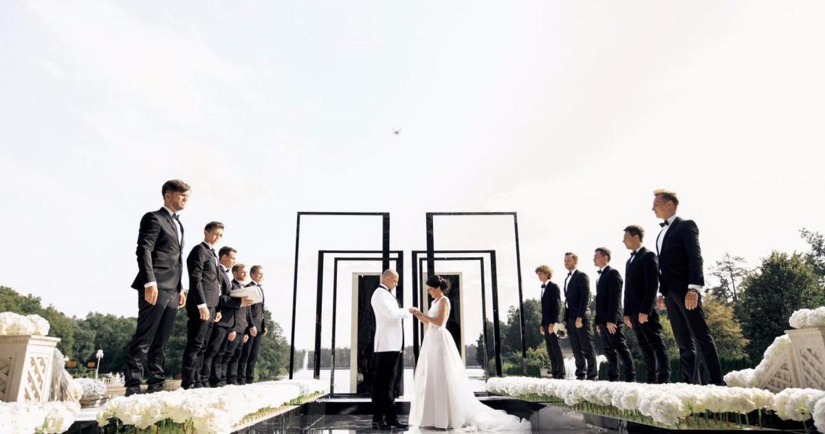 Концепция Jo Malone: свадьба Екатерины и Александра